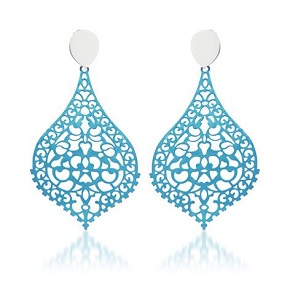 Antropoti Silver Earings