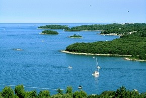 Istria sailing